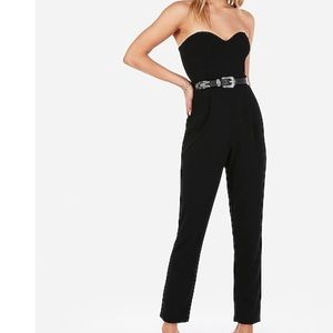 Express Sweetheart Jumpsuit